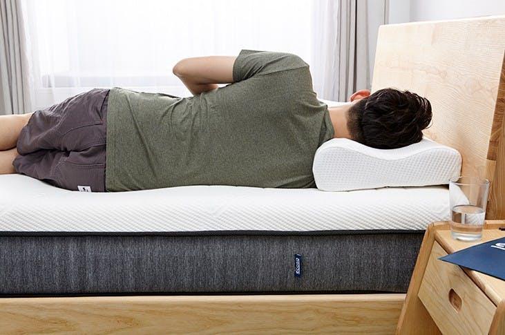 最適合頸部疼痛使用的枕頭