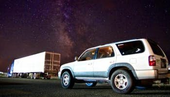 自駕之旅——如何在車上舒適入睡