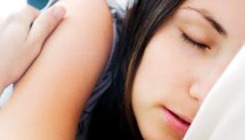 睡眠姿勢與健康睡眠